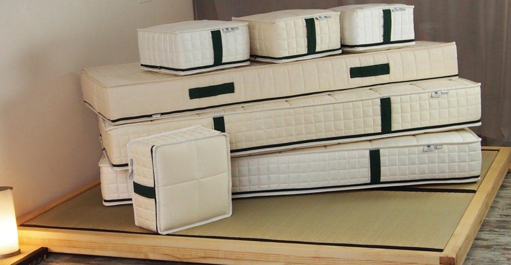 Materassi Ecologici.Materassi Futon Italy